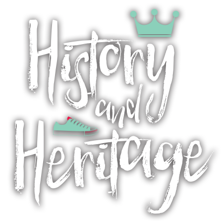 History and Heritage Logo at Victoria Park Market