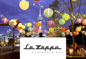 La Zeppa at Victoria Park Market Rooftop Bar