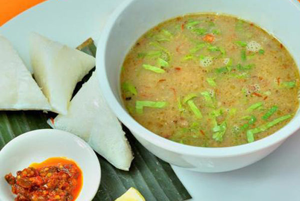 Legianz Bali Indonesian Restaurant at Victoria Park Market